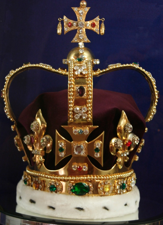 Part of the British crown jewels. | bejeweled~royal jewels ...