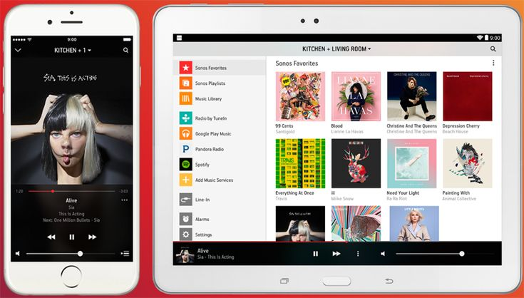 The Sonos app is getting a redesign in an effort to simplify queueing and playing music.
