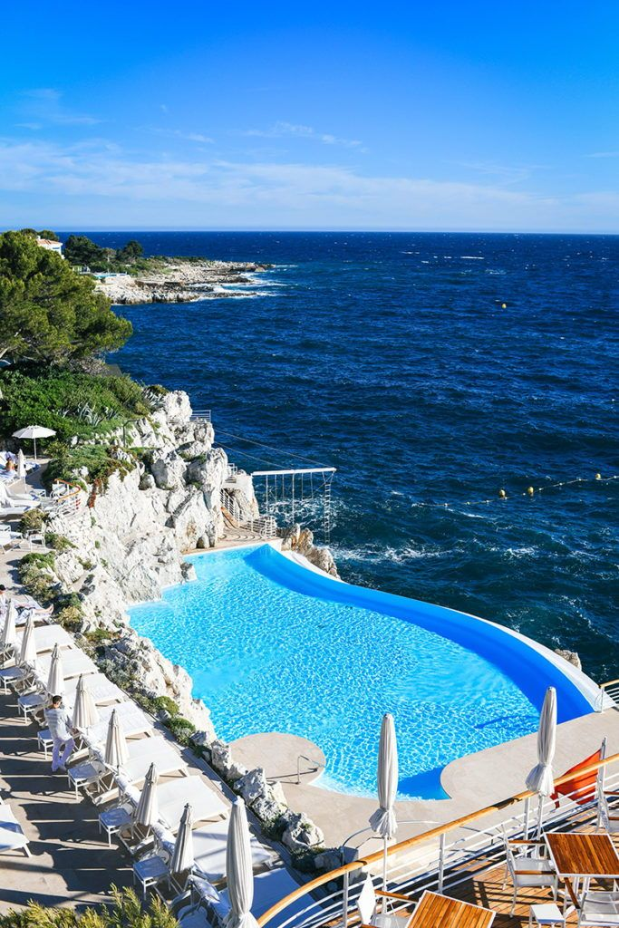 Hotel Du Cap Eden Roc : hotel, HOTEL, Style, Scribe, Antibes, France,, Antibes,, South, France