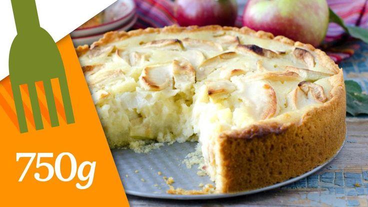 Gâteau aux pommes trop facile - 750 Grammes