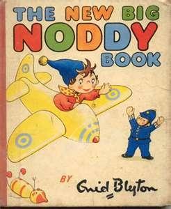 The New Big Noddy Book- by Enid Blyton