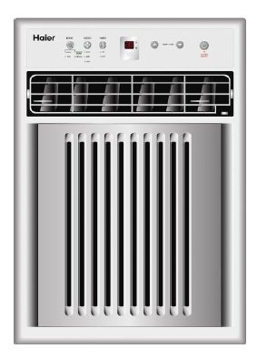 Small Window Air Conditioner Vertical