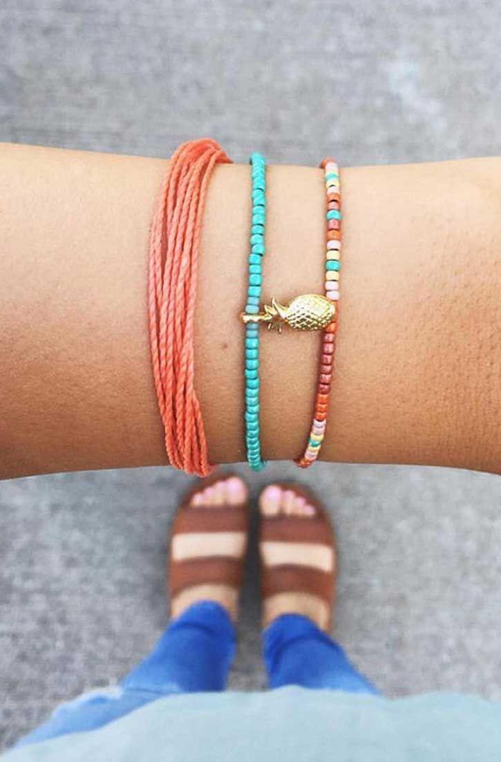 Charm Bracelet - May Gods Love be With You by VIDA VIDA KfKzKz