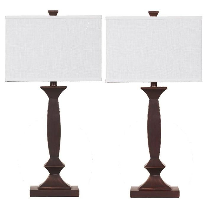 Laine table lamp set of 2 nebraska furniture mart
