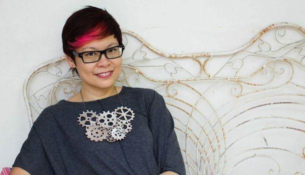 That Girl: Carolyn Kan, Founder and designer of Carrie K. #Singapore #Sassy #ThatGirl #Style