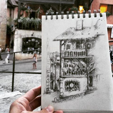 Le magasin d'Agathe Morales - La magie des pierres / Annecy  Aghate Morales Store - Magic stones / Annecy,  France - http://urlz.fr/2h6I    #annecy #artshow #art #drawings #draw #artsy #stone #store #tagsforlikes #instaartist #pencil #sketch #sketchbook #gallery #graphics #look #street #creative #croquis #dessin #france #illustration #drawing