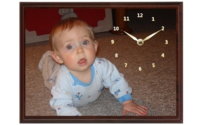 @Keven McTaggart from Anything on a Clock helps make your special moments last a lifetime (with time). Check out their coupon on www.livingfreecanada.com