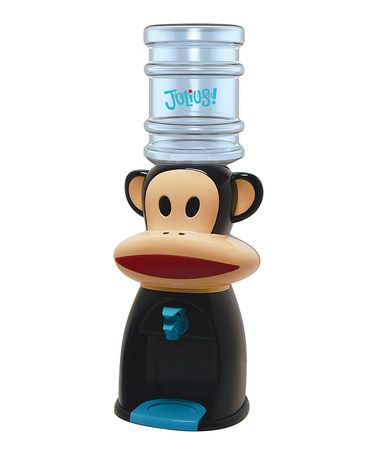 Love this Paul Frank Julius Water Dispenser by Paul Frank on #zulily! #zulilyfinds