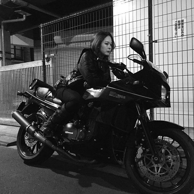 #maverick #Ninja #kawasaki #GPZ900R #250TR #motorcycle #バイク #ライダー#rider #バイカー #bikers #バイク乗り #女ライダー#ガールズライダー #ガールズバイカー #女性ライダー #女子ライダー #バイク女子 #girlsrider #fashion #nice #love #me #follow #followme #ツーリング #touring #黒 #black. skull, biker, motorcycle, men, women, fashion, accessory, jewelry.