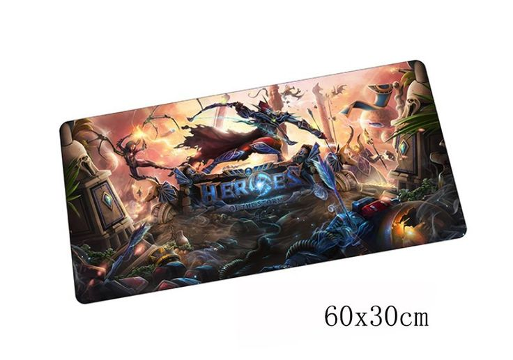 Heroes of the Storm padmouse 60x30cm pad to mouse notbook computer mousepad Fashion gaming mouse pad gamer to laptop mouse mat