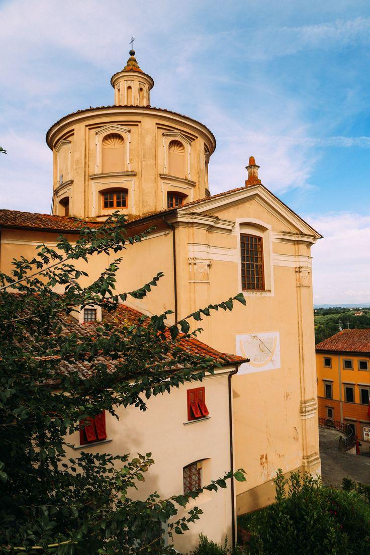 The Beautiful Tuscan Town Of San Miniato, Italy (2)