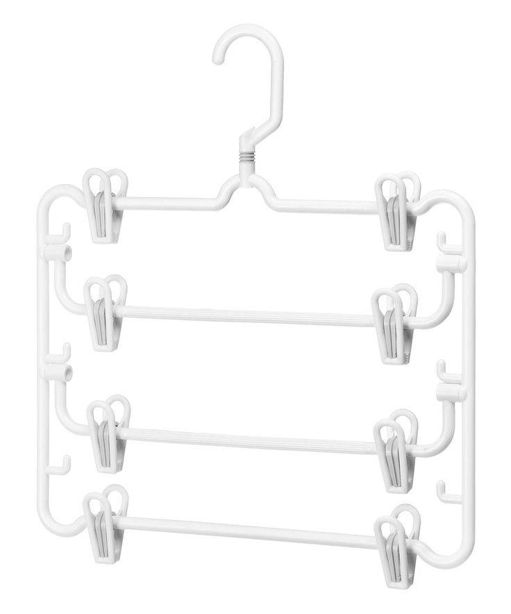 Take a look at this Whitmor Four-Tier Skirt Hanger today!