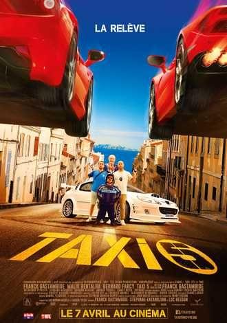 Такси 5 – фильм 2019 года изоражения