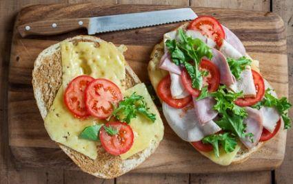 Swiss Family Sandwich