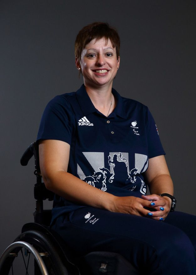 Vicky Jenkins: Bronze in archery