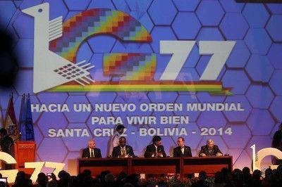 Le 133 Nazioni del G77 stanno cambiando il VECCHIO ORDINE MONDIALE
