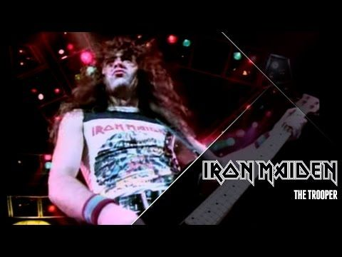 Iron Maiden - The Trooper (Official Video) - YouTube