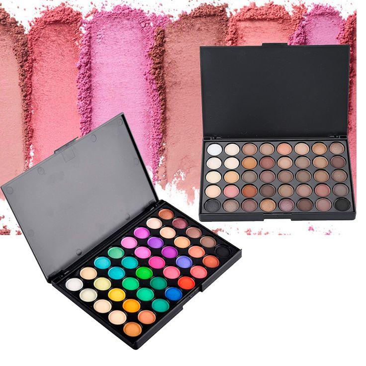 40 Color Matte Eye shadow Pallete Make Up Earth Palette EyeShadow Makeup Glitter Waterproof Lasting Makeup. Click visit to buy #EyeShadow