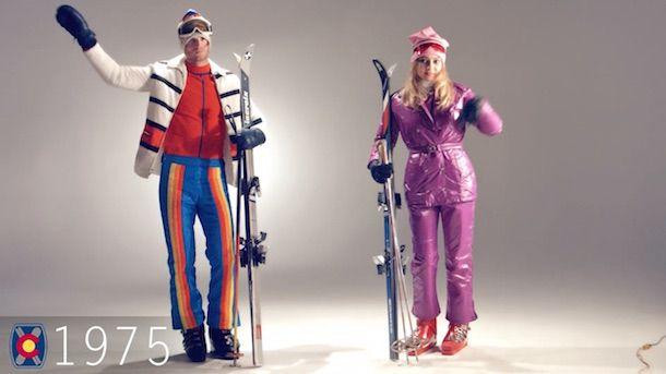 【海外】スキーファッション100年の歴史を6分半にまとめたムービー | Akimama ─ アウトドアカルチャーのニュースサイト
