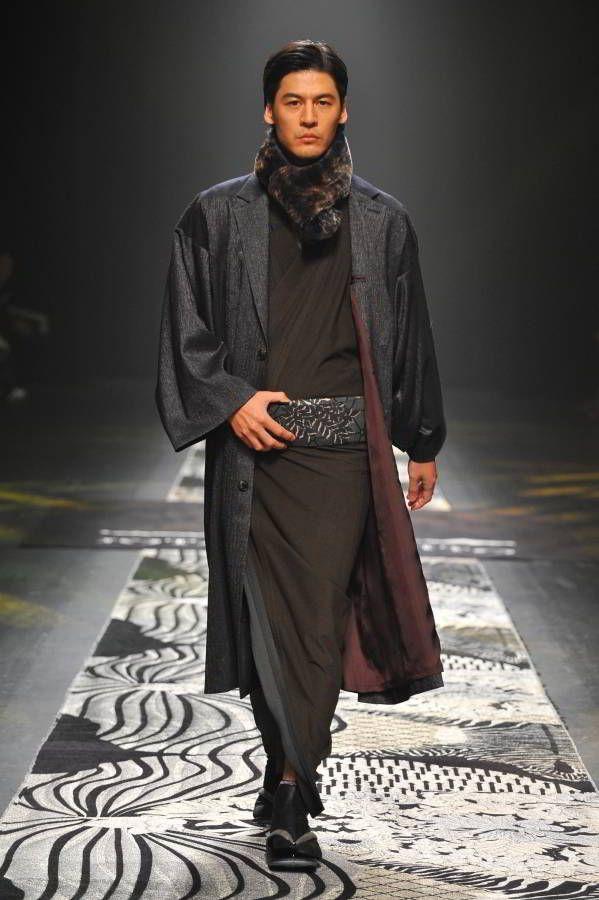 Jotaro Saito Fall/Winter 2016/2017 - Mercedes-Benz Fashion Week Tokyo