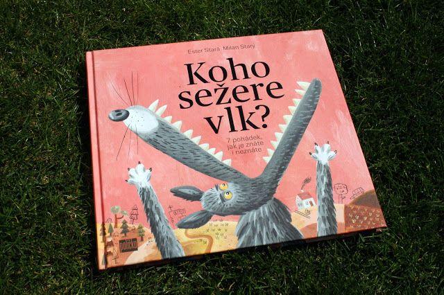 mimi malá knihomilka: Koho sežere vlk?