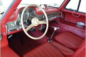 Mercedes-Benz 300sl Gullwing at http://imagemotorsports.com/this-just-in-who-doesnt-want-a-gullwing/ #imagemotorsports #drivewithimage #marketfind #mercedes #gullwing #300sl