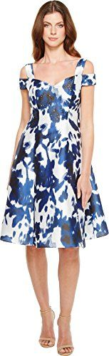 New Adrianna Papell Women's Irridescent Faille Fit and Flare Dress online. Find great deals on Calvin Klein Dresses from top store. Sku jjwv85524luin80786