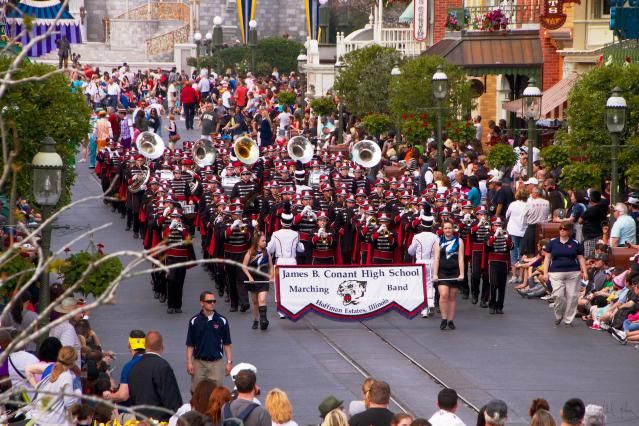 What Counts as an Extracurricular Activity for College Admission?: High School Marching Band