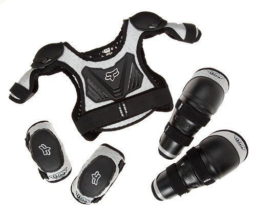 Fox Racing Pee Wee Titan Roost Deflector Youth Small//Medium//Black//Pink