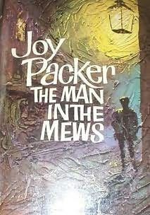 book cover of   The Man in the Mews
