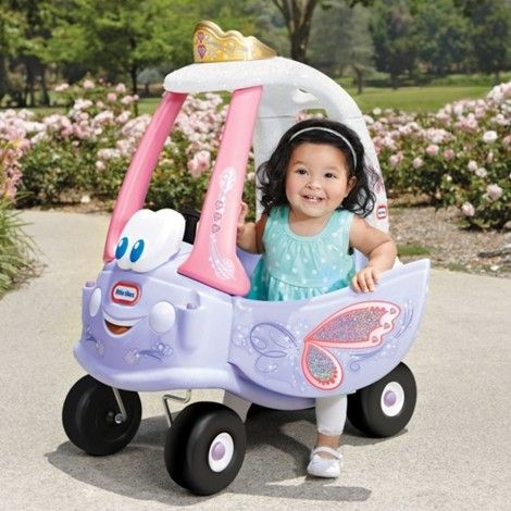 1000 ideas about cozy coupe on pinterest kids cars cozy coupe makeover and toddler activities - Little tikes cozy coupe pink ...