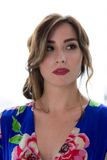Allison Scagliotti from Stitchers. (I do NOT own this picture- all credit to whoever does)