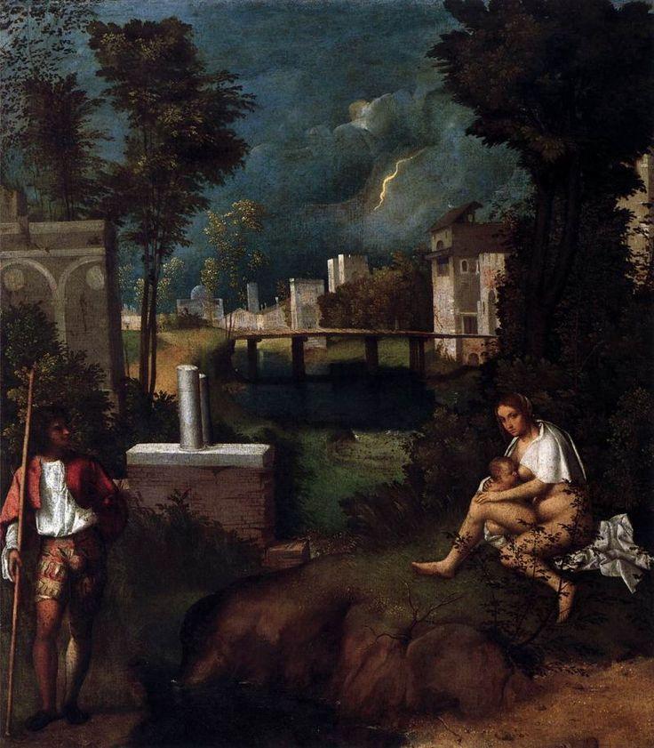 8 best venetian painter giorgione images on pinterest