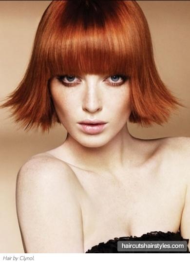 red hair men | haircutshairstyles.comMedium Red Hair Style