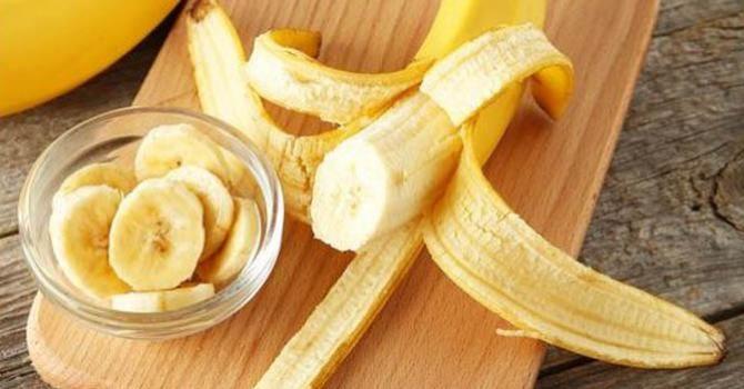 La banane, vous adorez ça, mais il ne vous serait jamais venu à l'esprit de faire quelque chose de la peau !