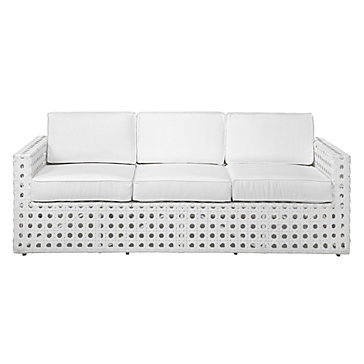 Love This White Outdoor Furniture From Z Gallerie