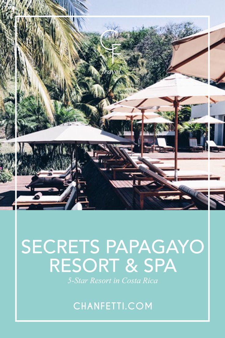 Secrets Papagayo Resort & Spa in Costa Rica Review - Chanfetti