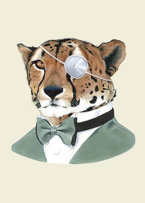 "Ryan Berkley - ""Cheetah"""