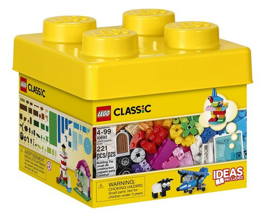 LEGO Classic Creative Bricks 221 pcs