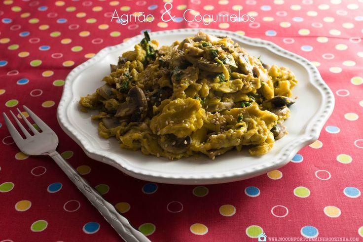 No Conforto da Minha Cozinha...: 1# Acompanhamentos para quem não quer arroz/batata...