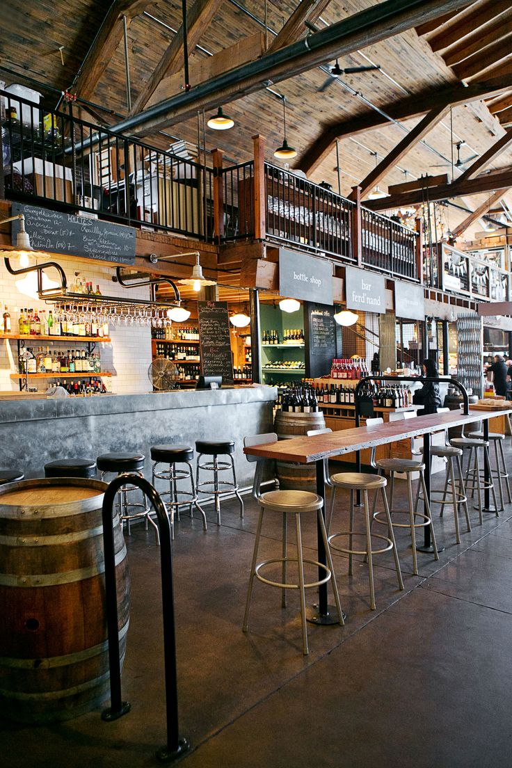 Seattle, Washington's culinary scene can be found at Melrose Market with the best farm-to-table fare.