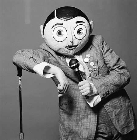 "Frank Sidebottom ( Chris Sievey 1955-2010)   ""You know it is, it really is....."""