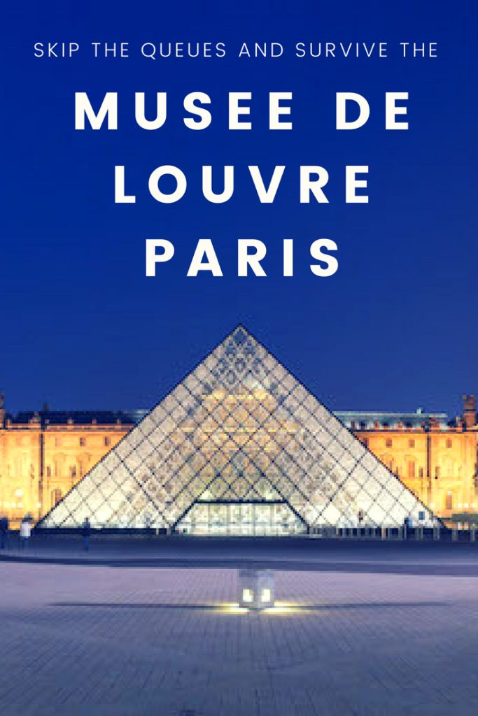 The Louvre is one of the largest and most important art museums in the world. It houses famous pieces of art including the Mona Lisa and Venus de Milo. #Louvre #Paris #France