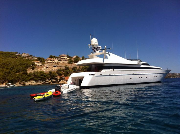 M/Y MABROUK  Luxury Yacht Charters www.seascapeyachts.com