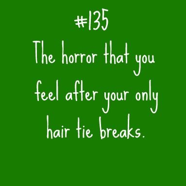 Curly Hair Problem #135