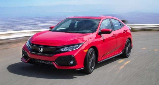 2017 Honda Civic Hatchback Release Date