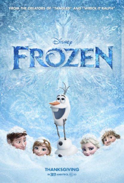 Frozen (2013) Poster & Movie Trailer « http://www.ExaDian.com/page/frozen-film-2013/.