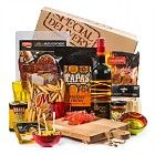 Tapas kerstpakketten. Promotionele artikelen, premiums, gadgets, give-aways, relatiegeschenken, merchandising en promotioneel textiel.