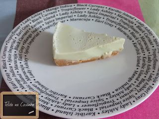Telita na Cozinha: cheesecake de menta com cuajada #thermomix #bimby #telitanacozinha