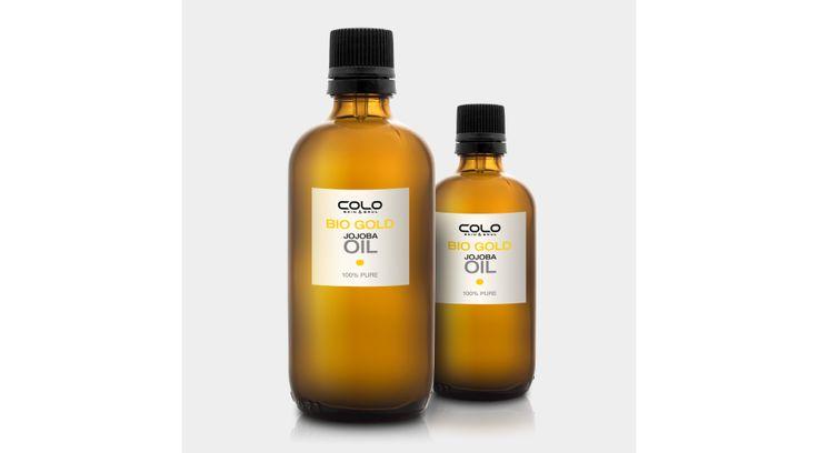 Aranyló Jojoba olaj, BIO - Ápoló babaolaj - Natúr kozmetikumok - Természetes bőrápolás - Colo kozmetikumok